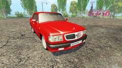 GAZ 3110 Wolga-v2.0