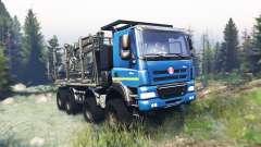 Tatra Phoenix T 158 8x8 v9.0 pour Spin Tires