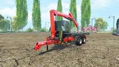 Stepa FHL13 AK pour Farming Simulator 2015
