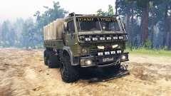 KamAZ 4310 Zone24 für Spin Tires