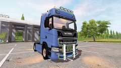 Scania S580 pour Farming Simulator 2017