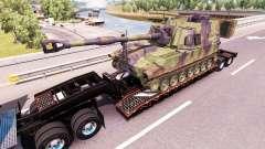 Semi Durchführung militärischer Ausrüstung v1.0.