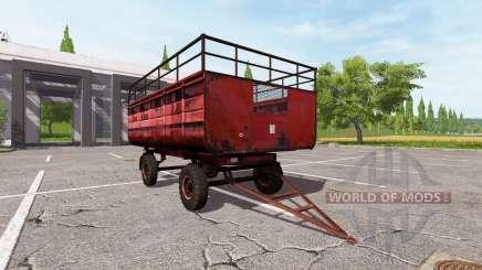 Sinofsky trailer pour Farming Simulator 2017