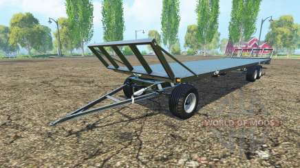 Fliegl DPW 180 autoload für Farming Simulator 2015