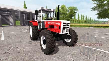 Steyr 8130A Turbo SK2 pour Farming Simulator 2017