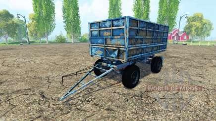 Panav BSS PS2 17.13 für Farming Simulator 2015