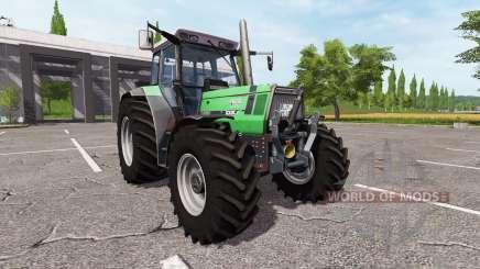 Deutz-Fahr AgroStar 6.31 für Farming Simulator 2017