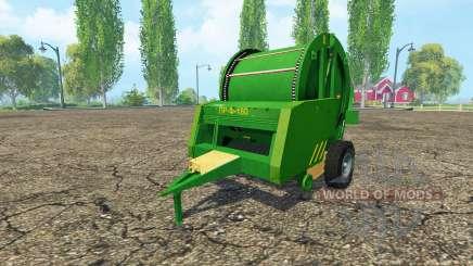 PRF-180 grün für Farming Simulator 2015