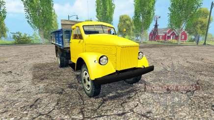 GAZ 51 pour Farming Simulator 2015