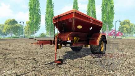 Bredal K85 v2.0 pour Farming Simulator 2015