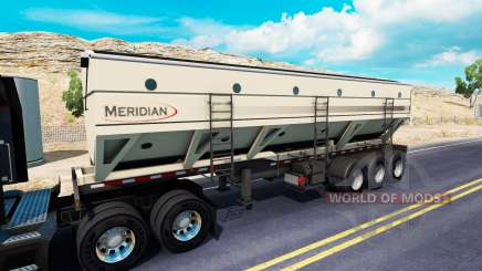 Une collection de remorques v1.3.1 pour American Truck Simulator