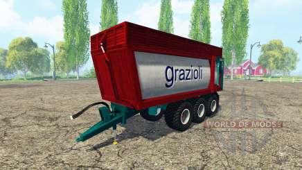 Grazioli Domex 200-6 v2.0 pour Farming Simulator 2015