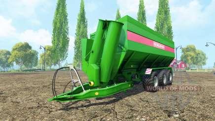 BERGMANN GTW 430 v1.1 für Farming Simulator 2015
