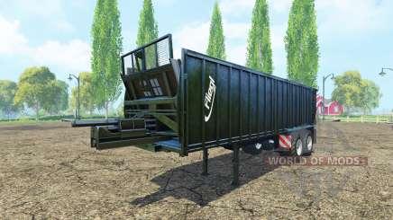Fliegl ASS 298 wood für Farming Simulator 2015