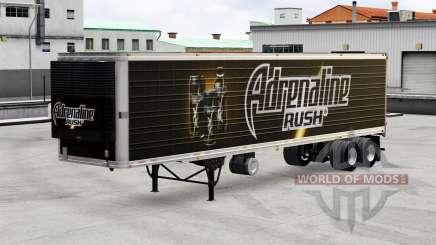 Skins Getränken auf dem Anhänger für American Truck Simulator