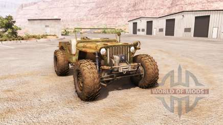 Jeep Hell v0.5.1 für BeamNG Drive