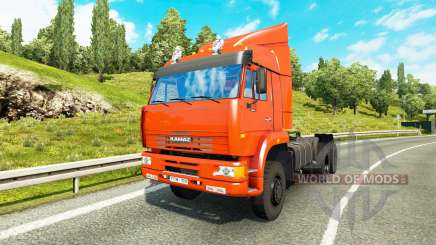 KamAZ 65225-22 pour Euro Truck Simulator 2