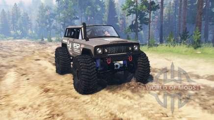 Jeep Wagoneer 1978 für Spin Tires