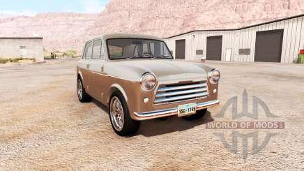 Satsuma 210 1958 v2.0 pour BeamNG Drive