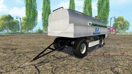 Tank manure v0.8 für Farming Simulator 2015