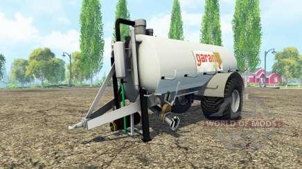 Kotte Garant VE v0.99 für Farming Simulator 2015