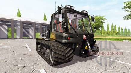 PistenBully 100 pour Farming Simulator 2017