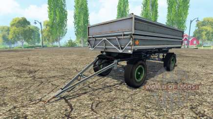 Fortschritt HW 80.11 für Farming Simulator 2015