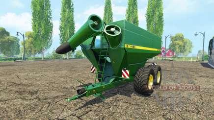 John Deere 650 pour Farming Simulator 2015