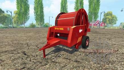 PRF 180 rouge pour Farming Simulator 2015