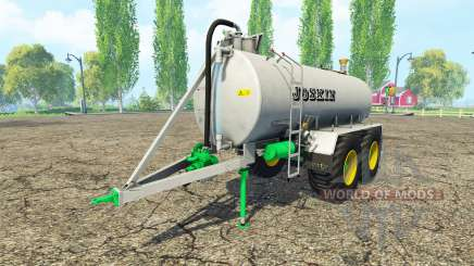 JOSKIN Modulo 2 für Farming Simulator 2015