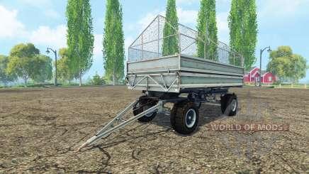 Fortschritt HW 80.11 v2.0 für Farming Simulator 2015