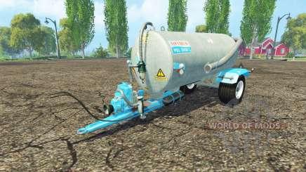Pomot Chojna T507-6 pour Farming Simulator 2015