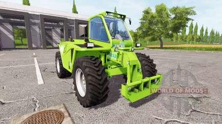 Merlo P41.7 Turbofarmer v1.1 für Farming Simulator 2017
