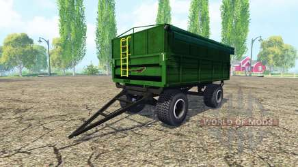 PTS 6 pour Farming Simulator 2015