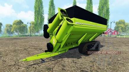 Brent Avalanche 1596 pour Farming Simulator 2015