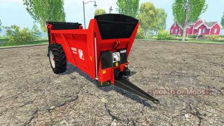 Gilibert Helios 15 v1.1 pour Farming Simulator 2015