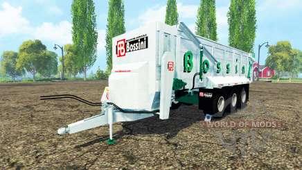 Bossini SG200 DU 26000 für Farming Simulator 2015