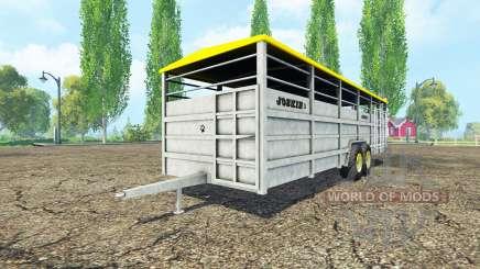 JOSKIN Betimax RDS 7500 v4.0 pour Farming Simulator 2015