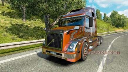 Volvo VNL 670 v5.0 für Euro Truck Simulator 2