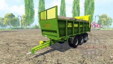 ZDT RM33 für Farming Simulator 2015