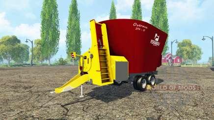 Feraboli Overmix 2TH 21 pour Farming Simulator 2015