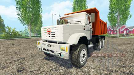 ZIL 4331 v2.0 pour Farming Simulator 2015
