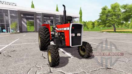 Massey Ferguson 265 pour Farming Simulator 2017