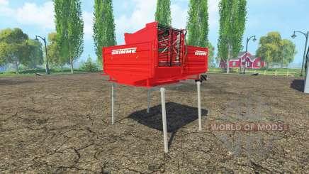 Grimme pour Farming Simulator 2015