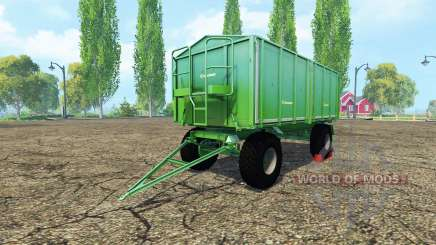 Krone Emsland v1.2 für Farming Simulator 2015