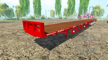 Thunderhawk BaleMaster 86-72 für Farming Simulator 2015
