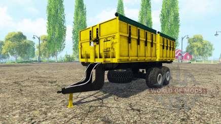 PTS 9 gelb v2.0 für Farming Simulator 2015