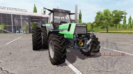 Deutz-Fahr AgroStar 6.61 v1.1 pour Farming Simulator 2017