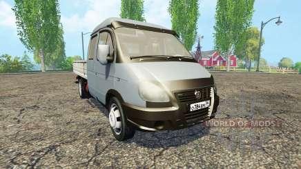 GAZ 3310 Valdai v1.1 für Farming Simulator 2015
