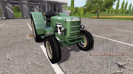 Buhrer RP 21 für Farming Simulator 2017